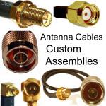 RP-SMA, RP-TNC, N-macho, N-hembra, MMCX, BNC. Pérdida de señal de cables de antena