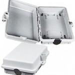Caja impermeable para adaptador WiFi USB WiFi o un pequeño punto de acceso y/o enrutador