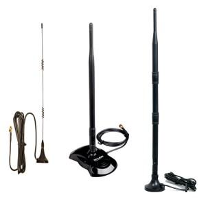 Nuestras antenas de soporte magnético son todas omni-direccionales