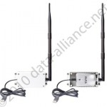Kits de adaptador WiFi USB y antena para alcanzar señales WiFi lejanas y acceder a Internet
