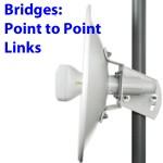 Enlaces WiFi Punto-a-Punto & Punto-a-Multipunto: Bridge