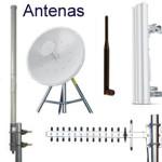 Antenas de Inalambrico