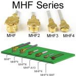 MHF Conectores Series