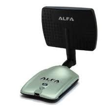 Panel de antena para AWUS036H: antena pequeña direccional con conector RP-SMA-macho: soporta adaptadores Alfa USB WiFi: $4.99