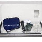 Kits combinados: adaptador USB con antenas múltiples, soporte, caja.