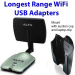 Adaptadores WiFi USB de mayor alcance, posicionados & comparados