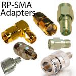 Adaptadores de RP SMA
