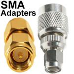 Adaptadores de SMA